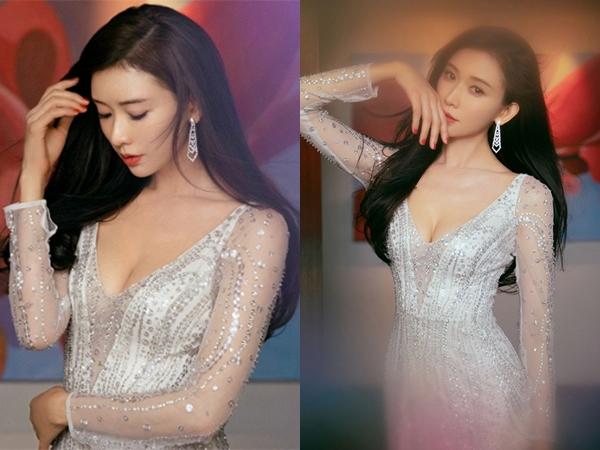 Lâm Chí Linh diện váy cưới xinh đẹp tựa nữ thần, fan mong chờ đến hôn lễ cổ tích của cô và bạn trai người Nhật