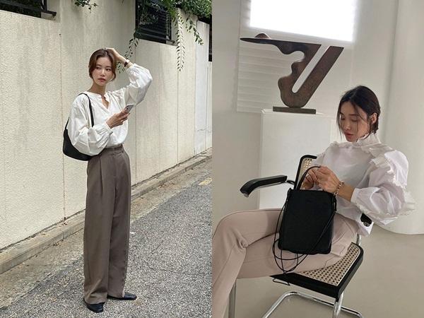 """Những chiếc áo """"bánh bèo"""" đang chiếm sóng Instagram sao Việt dạo này, nhìn rườm rà vậy thôi chứ dễ mix đồ lắm"""