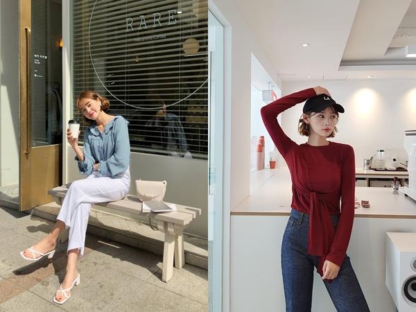 Những mẫu áo cách điệu sắp 'đánh chiếm' tủ đồ mùa thu của hội chị em