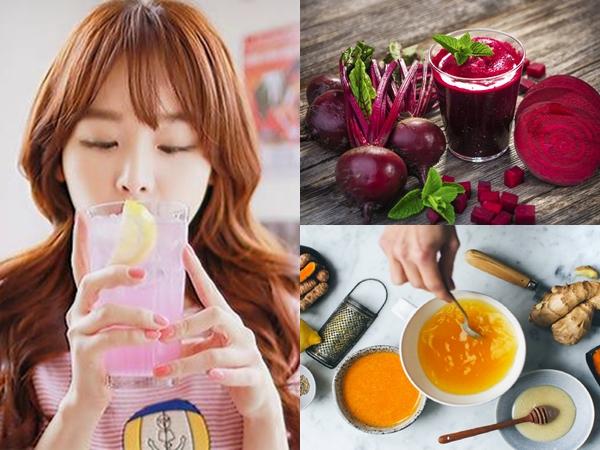 Những thức uống giải khát vừa thanh nhiệt cơ thể, vừa mang lại nhiều tác dụng tuyệt vời cho sức khỏe