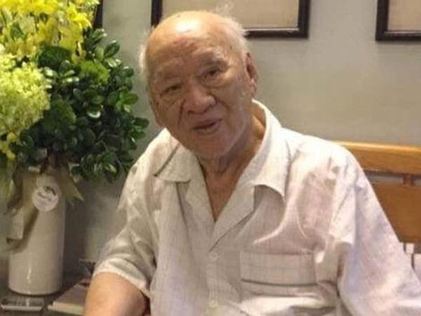 Ông nội siêu mẫu Hà Anh - nhà văn Vũ Tú Nam vừa qua đời, sao Việt đồng loạt gửi lời chia buồn