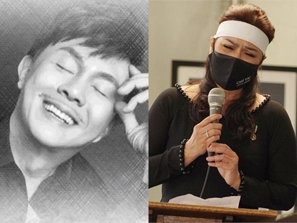 Phản ứng của ca sĩ Phương Loan khi xem clip tri ân cố nghệ sĩ Chí Tài tại Gala WeChoice 2020