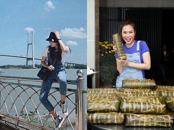 """Phục lăn tài hack tuổi của Hà Tăng, Thanh Hằng, Mỹ Tâm: Đã ngoài 30 mà vẫn tự tin mặc quần yếm """"cute lạc lối"""""""