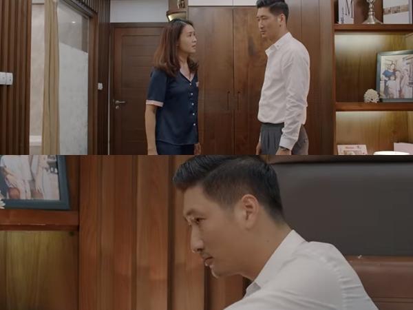 Preview 'Hoa hồng trên ngực trái' tập 13: 'Tiểu tam' trơ trẽn đổ tội cho Khuê, Thái liên tục đòi ly hôn khiến vợ phải làm điều này