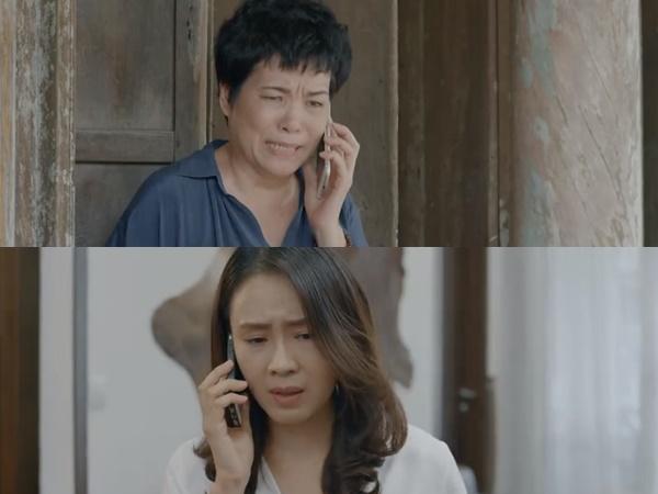 Preview 'Hoa hồng trên ngực trái' tập 16: Khuê bị mẹ đẻ ép lấy tiền của chồng để cứu em trai