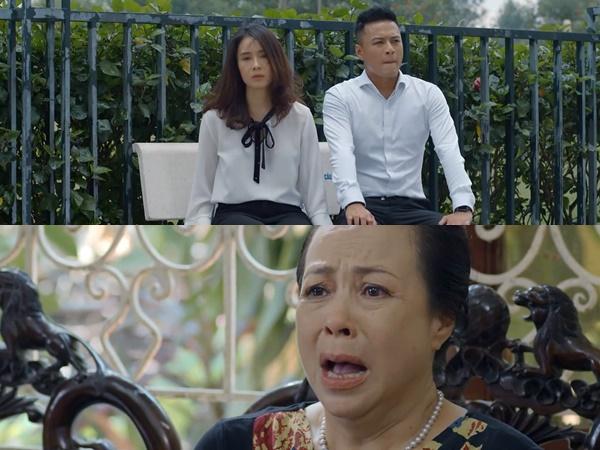 Preview 'Hoa hồng trên ngực trái' tập 19: Khuê - Thái chính thức ly hôn, mẹ chồng San tiết lộ nguyên nhân khiến bà hận con dâu