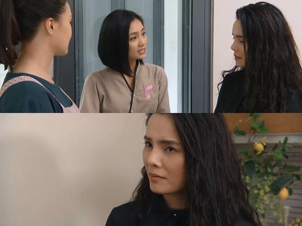 Preview 'Hoa hồng trên ngực trái' tập 26: Luật sư Dung giúp Khuê giành quyền nuôi con?