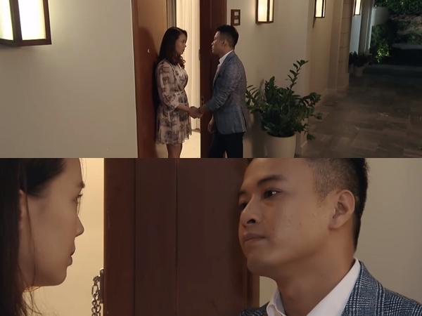 Preview 'Hoa hồng trên ngực trái' tập 31: Không thể kiềm chế tình cảm, Bảo tỏ tình Khuê ở khách sạn