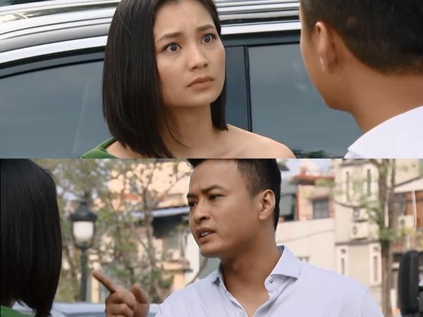 Preview 'Hoa hồng trên ngực trái' tập 34: San phản đối Khuê đến với Bảo, khinh thường cô 'một đời chồng, 2 đứa con'