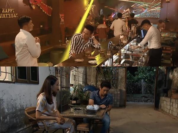 Preview 'Hoa hồng trên ngực trái' tập 36: Khang đánh ghen 'anh vợ', Thái tìm cách chia rẽ Khuê và Bảo