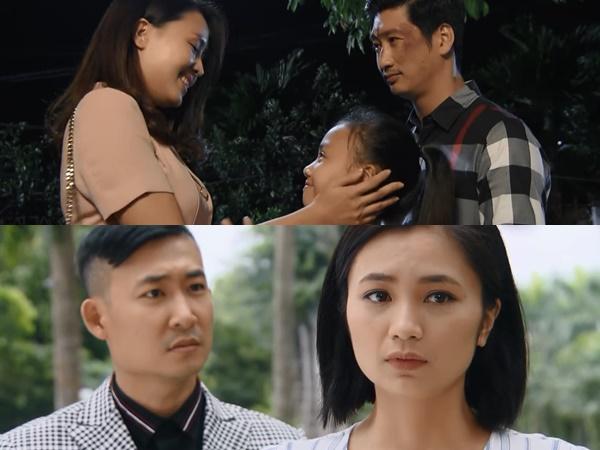 Preview 'Hoa hồng trên ngực trái' tập 38: San có thai với 'phi công trẻ', Khuê phát hiện Thái lấy trộm vé số trúng giải độc đắc