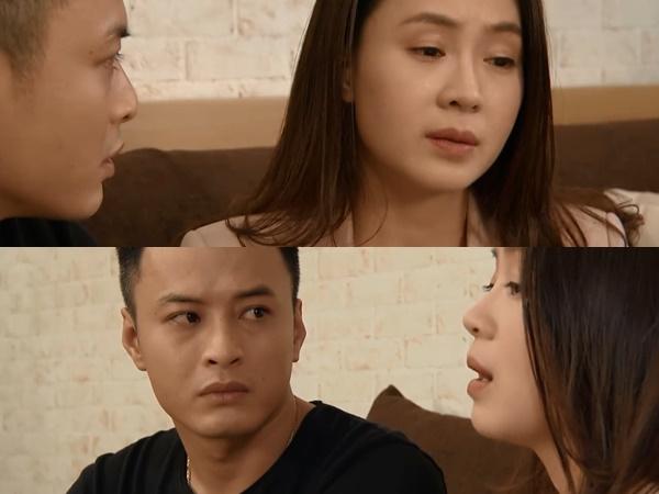Preview 'Hoa hồng trên ngực trái' tập 43: Biết Thái mắc bệnh nặng, Khuê muốn quay về bên chồng cũ?