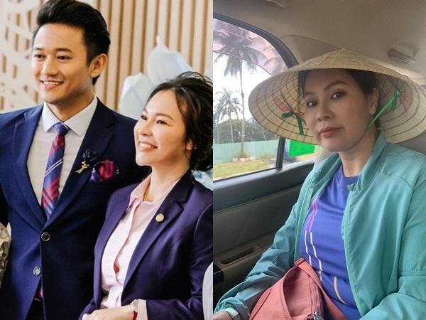 Hình ảnh đời thường của vợ diễn viên Quý Bình: Lúc sang chảnh khi lại giản dị bất ngờ