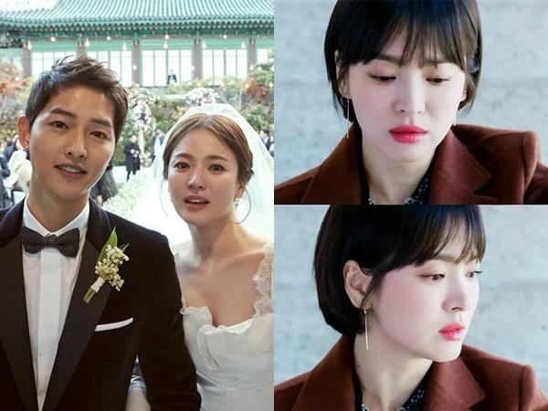 Rộ tin đồn Song Hye Kyo từng dự định sinh con cho Song Joong Ki nhưng thất bại vì nguyên nhân này