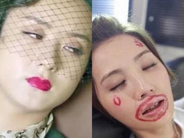 Sao Hoa ngữ bị chụp ảnh khi ngủ gật: Người vẫn đẹp bất chấp, kẻ mất hết hình tượng