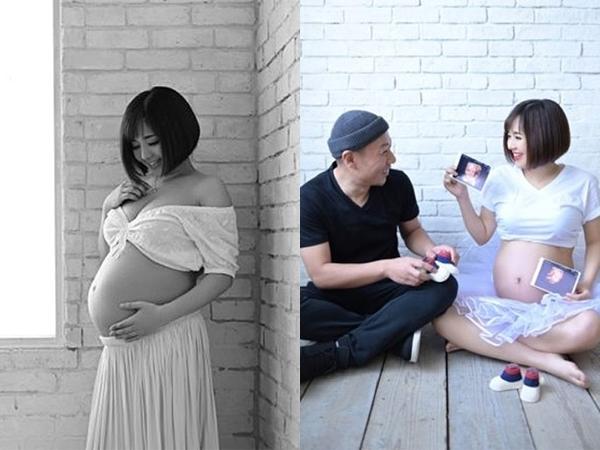Sao phim sex Aoi Sora hồi hộp chờ cặp song sinh chào đời