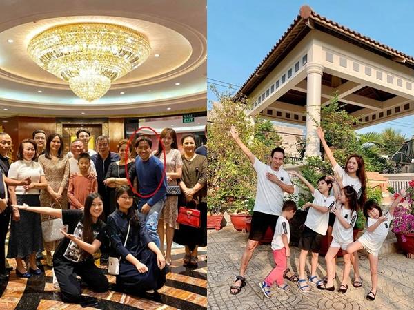 360 độ sao Việt ngày 26 tháng Chạp: Vợ chồng MC Trấn Thành đón tất niên cùng gia đình, Lý Hải đưa con về quê ăn Tết