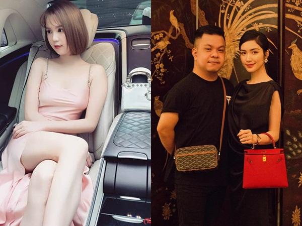 """Sao Việt thưởng Tết: Ngọc Trinh tặng cả xấp tiền với ô tô; Hòa Minzy gửi """"nóng"""" 400 triệu"""