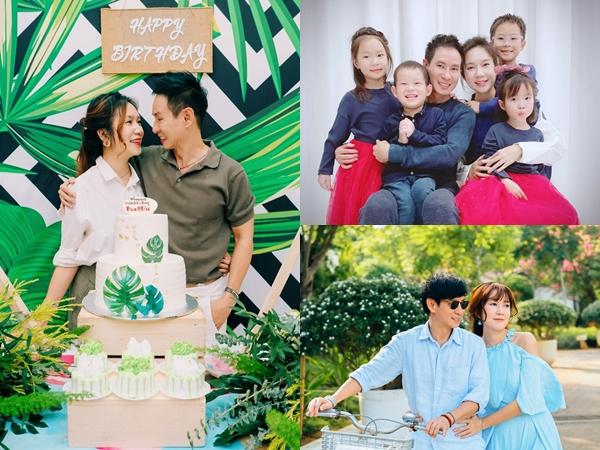 Sau 9 năm kết hôn, Lý Hải bất ngờ chia sẻ về việc sinh con thứ 5 cùng bà xã Minh Hà