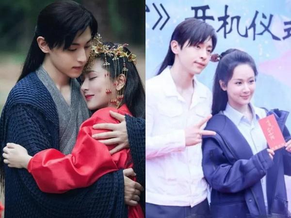 Sau 'Hương mật tựa khói sương', Đặng Luân và Dương Tử tái hợp trong 'Mười năm thương nhớ?'