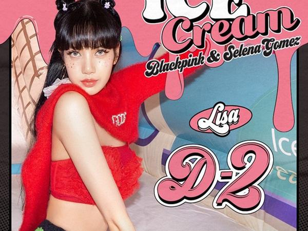 Sau Jennie, Lisa gây bão mạng xã hội với ảnh teaser sexy hết nấc trong single comeback 'Ice Cream'