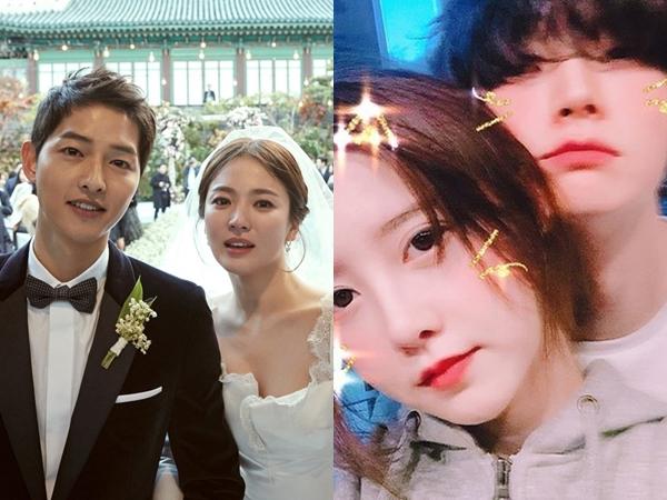 Sau tin đồn cặp đôi Song Song đổ vỡ, Goo Hye Sun - Ahn Jae Hyun khiến dân mạng lo lắng vì điều này?