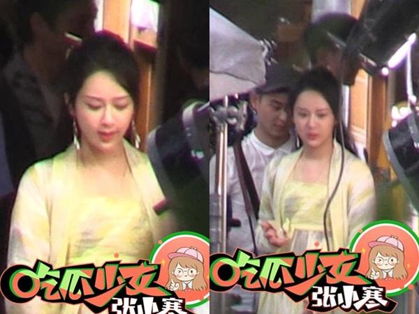 Sau tin đồn được Ngô Diệc Phàm yêu thầm, Dương Tử có thái độ gây chú ý trên phim trường 'Thanh Trâm Hành'