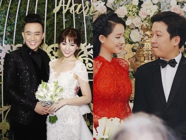 So thực đơn đám cưới sao Việt: Người đãi 'sơn hào hải vị', kẻ chọn món bình dân đến lạ