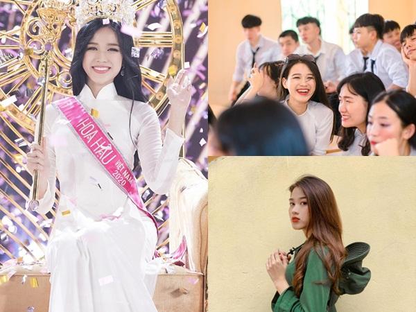 Soi nhan sắc đời thường của Tân Hoa hậu Đỗ Thị Hà: Mặt mộc xuất sắc, đôi chân 1m11 gây sốt