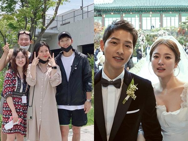 """Song Joong Ki chính thức lộ diện sau tin đồn tình ái với luật sư: Kiện tụng căng thế mà vẫn còn """"hẹn hò"""" đạp xe"""