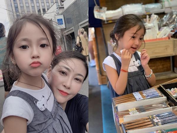 'Tan chảy' trước nhan sắc của con gái Hà Kiều Anh, xinh đẹp như thiên thần, được kỳ vọng trở thành hoa hậu tương lai