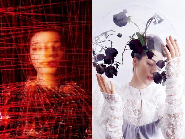 Thần thái ngút trời trên tạp chí danh tiếng nhưng 'mỹ nữ Tân Cương' Nhiệt Ba lại khiến fan té ngửa khi xem đến bức trang bìa