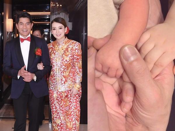 'Thiên vương' Quách Phú Thành hạnh phúc đón chào con thứ 2, giới tính của đứa trẻ khiến nhiều người bất ngờ