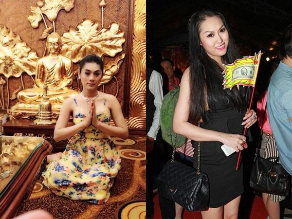 Thời trang sao Việt khi đi chùa: Hoàng Thùy bị phản ứng dữ dội, Phi Thanh Vân kém duyên