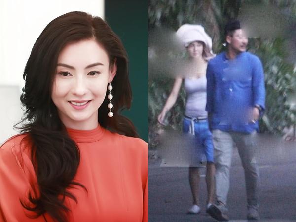 Thực hư loạt ảnh Trương Bá Chi lộ bụng bầu đi du lịch cùng 'người tình bí mật' bị rò rỉ trên mạng