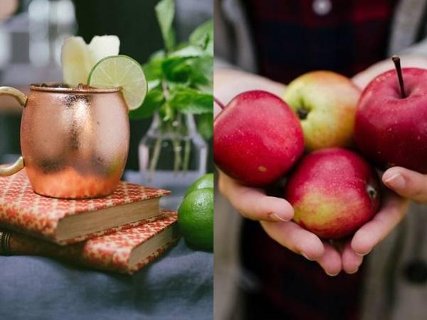 Thực phẩm giúp phái đẹp luôn thơm ngát