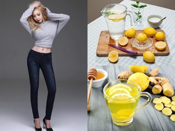 Tiệc tùng 'thả ga' ngày Tết không lo tăng cân chỉ với 1 quả chanh - 3 công thức giảm béo cực nhanh