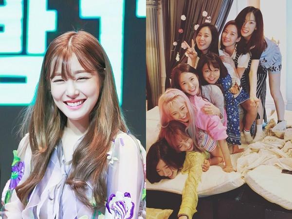 Tiffany Young bật mí về mối quan hệ với các thành viên cũ, tiết lộ lý do từ chối hàng loạt công ty lớn vì... SNSD