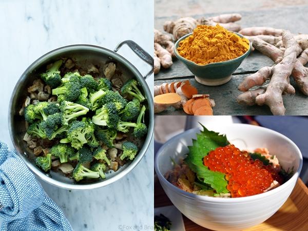 Top 15 thực phẩm giúp ngăn ngừa ung thư cổ tử cung hiệu quả nhất