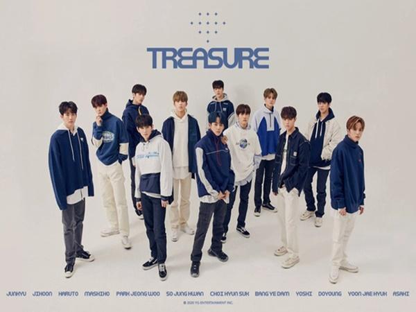 """TREASURE chưa debut đã đạt nhiều thành tích đáng nể, gây ấn tượng khi """"vượt mặt"""" toàn bộ tân binh YG về số lượng album đặt trước"""
