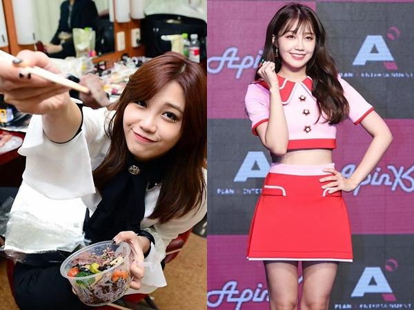 Từ 62kg xuống 47kg, Eunji (Apink) đã làm gì để có màn Before - After ngoạn mục như thế này?