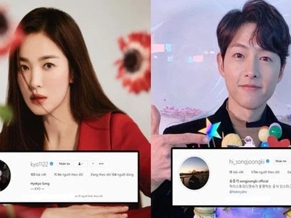 Tưởng thua xa vợ cũ hậu ly hôn, Song Joong Ki lại 'thắng đậm' Song Hye Kyo ở mảng này