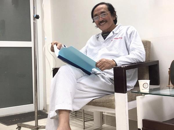 Ung thư hạ họng đã di căn, nghệ sĩ Giang Còi từ chối điều trị hóa chất