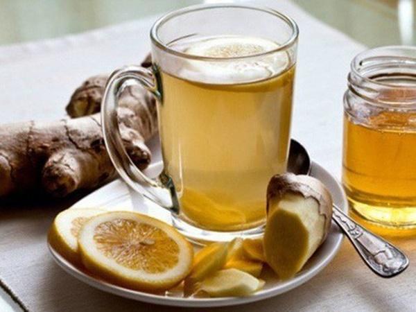 Uống mỗi sáng 1 ly trà gừng làm theo cách này, mỡ bụng tan nhanh chóng, cơ thể khỏe mạnh chẳng lo cảm cúm