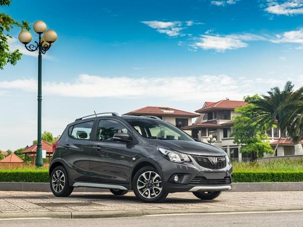 VinFast Fadil - xe Việt tiêu chuẩn châu Âu cho gia đình trẻ