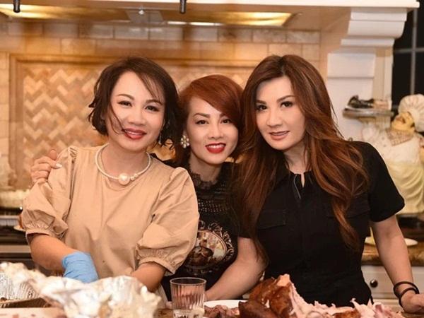 Vợ cũ Bằng Kiều hé lộ mối quan hệ với các chị em ruột thành đạt