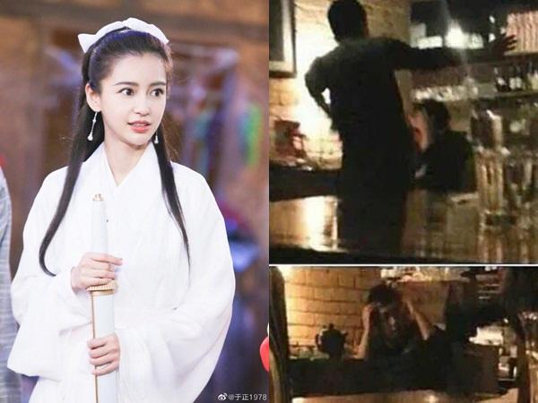 """Vu Chính tâng bốc Angelababy, chê Trần Nghiên Hy, ai ngờ bị dọa đánh, netizen còn lôi lại phốt """"ăn vả"""" năm xưa"""