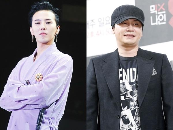 """YG bị tố """"quỵt"""" G-Dragon hơn 6 tỷ tiền bản quyền, fan trách """"bố"""" Yang là kẻ """"ăn cháo đá bát"""""""