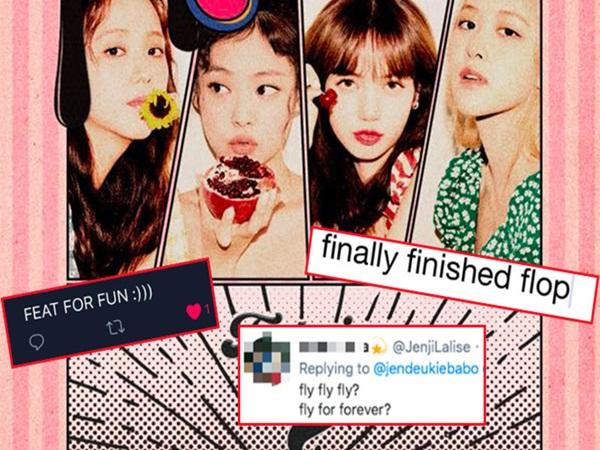 """YG tiếp tục """"nhử"""" fan bằng dòng chữ viết tắt """"FFF"""" đáng ngờ, fan dự đoán tên bài mới của BLACKPINK đọc mà """"cười xỉu"""""""