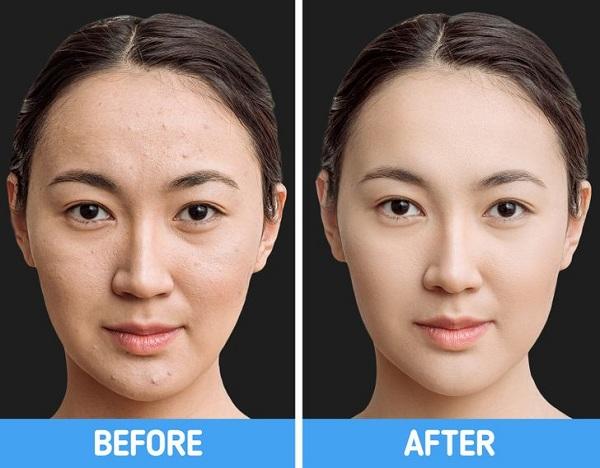 Rửa mặt 10 phút giúp phụ nữ Nhật trẻ lâu - Ảnh 1